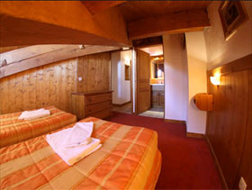Chalet des Neiges : Deluxe Plus  Appartement