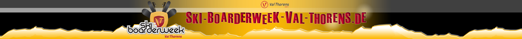 ski & boarderweek à val thorens - accueil
